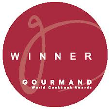 Gourmand World Cookbook Award